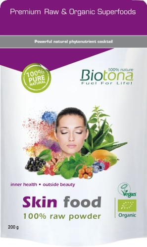 Biotona Bio Skin food powder 200g