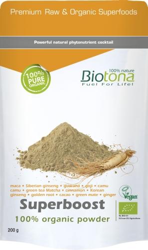 Biotona Bio Superboost poudre 200gr