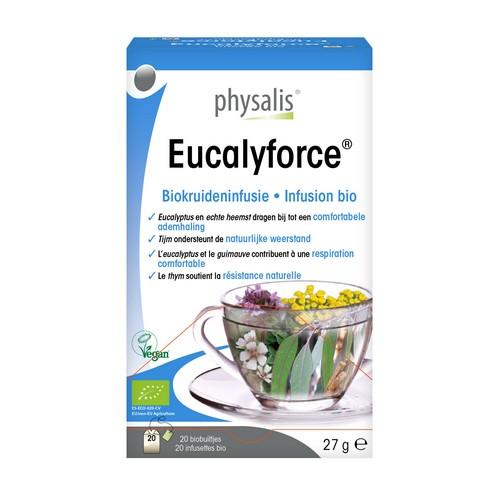 Bio Eucalyforce infusion 20x2g