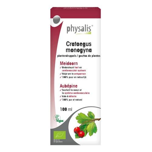 Physalis Gouttes Crategus Bio 100ml