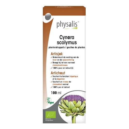 Physalis Gouttes Cynara Bio 100ml