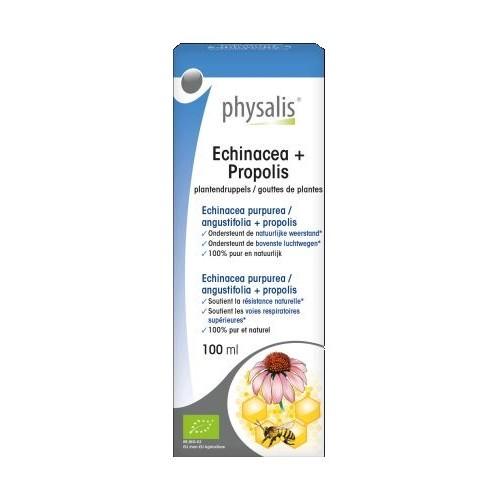 Gouttes Echinacea Propol. Bio 100ml