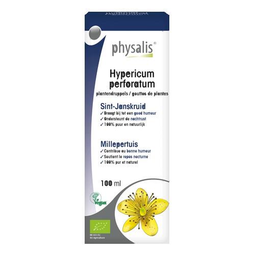 Physalis Gouttes Hypericum 100ml