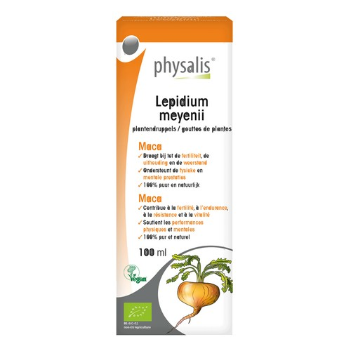 Physalis Gouttes Lepidium Bio 100ml