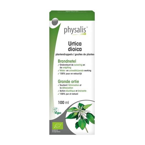 Physalis Gouttes Urtica Bio 100ml
