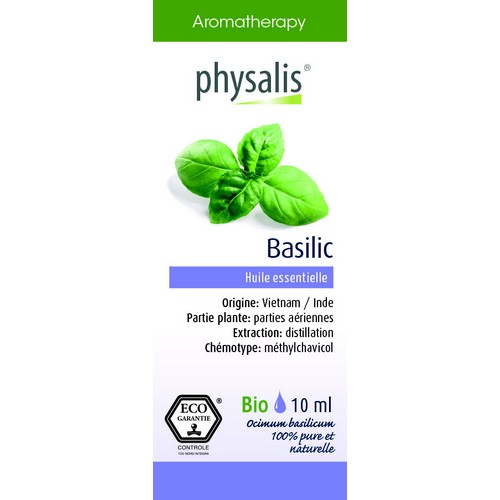 Physalis Bio HE Basilic 10ml