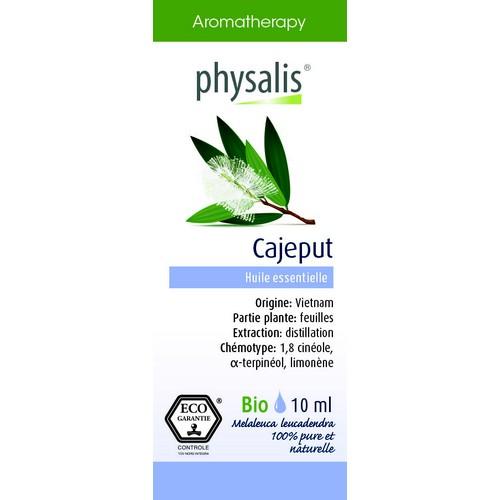 Physalis Bio HE Cajeput 10ml
