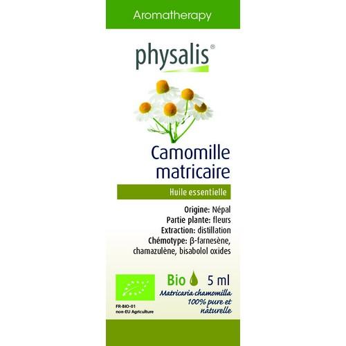Physalis Bio HE Camomille matr. 5ml