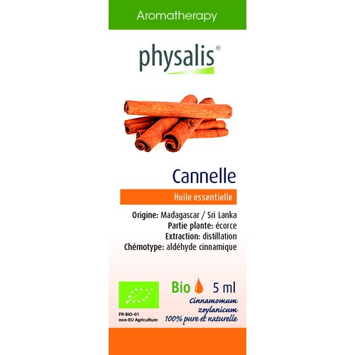 Physalis Bio HE Cannelle 5ml