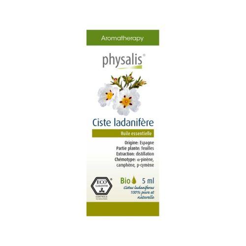 Physalis Bio HE Ciste ladanif. 5ml