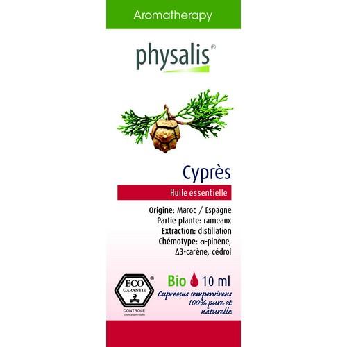 Physalis Bio HE Cyprès 10ml