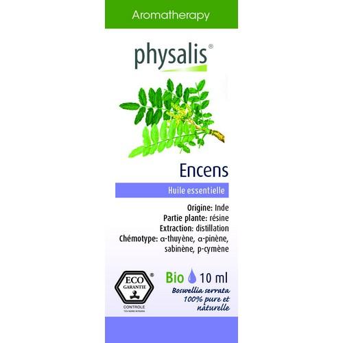 Physalis Bio HE Encens 10ml