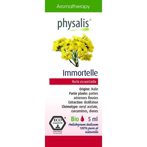 Physalis Bio HE Immortelle 5ml