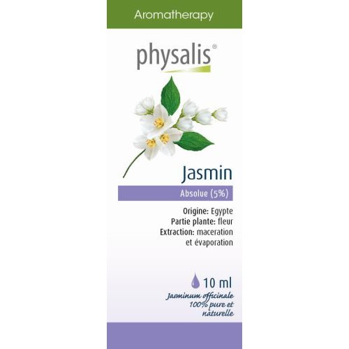 Physalis HE Jasmin 5% 10ml