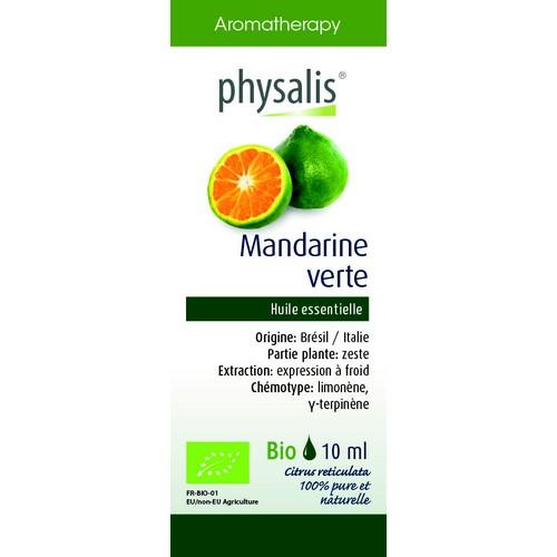 Physalis Bio HE Mandarine 10ml