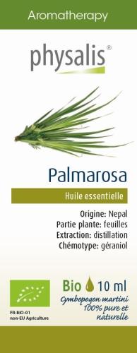 Physalis Bio HE Palmarosa 10ml