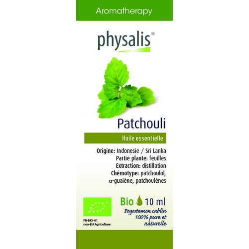 PH Bio HE Patchouli 10ml