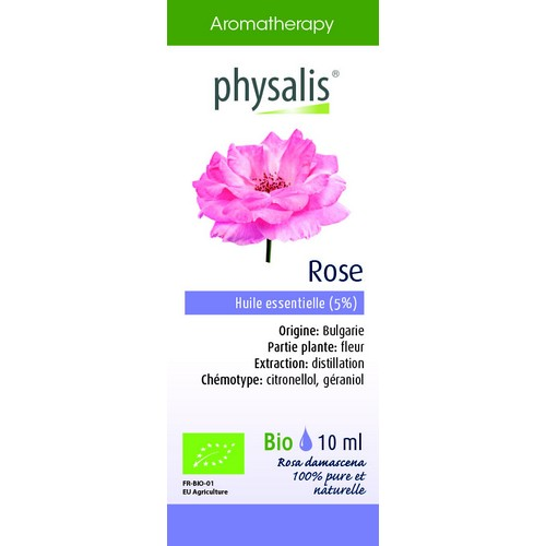 Physalis Bio HE Rose 5% 10ml