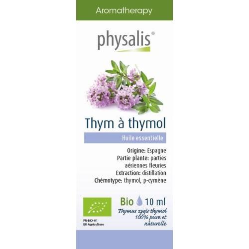 Bio HE Thym à thymol (rouge) 10ml