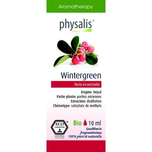 Physalis Bio HE Wintergreen 10ml