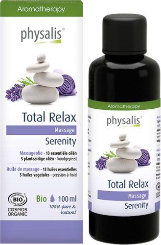 Physalis Bio MO Total Relax 100ml