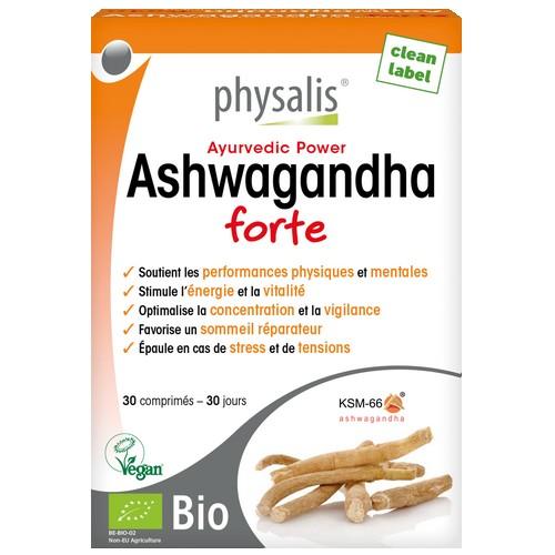 PH Bio Ashwagandha forte 30 comp.