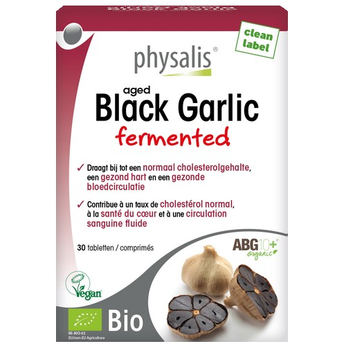 PH Bio Black Garlic 30comp.
