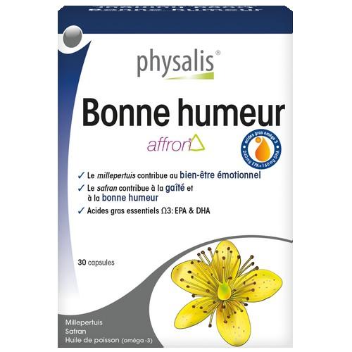 Physalis Bio Bonne Humeur 30cap