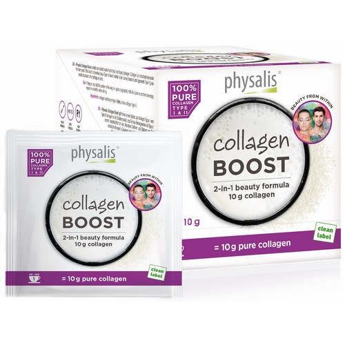 Collagen Boost beauty drink 12x10g