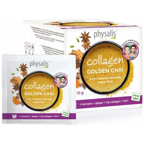 Collag GoldChai beauty drink 12x10g