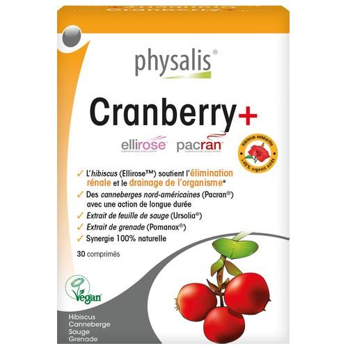 Physalis Cranberry+ 30comp.