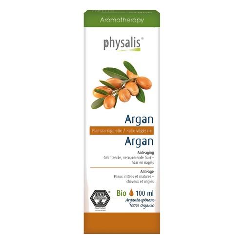 Huile végétale Argan Bio 100ml