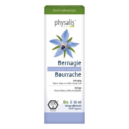 Huile végétale Bourrache Bio 50ml