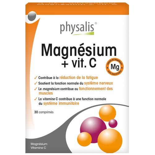 Physalis Magnesium+ C 30comp.