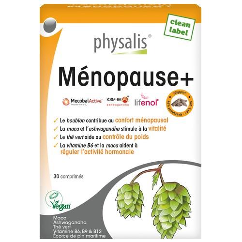 Physalis Ménopause+ 30comp