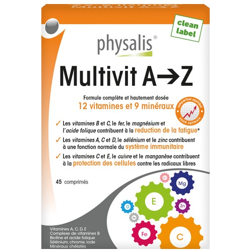 Physalis Multivit A-Z 45comp.