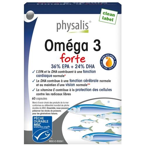 Physalis Omega3 Forte 60caps