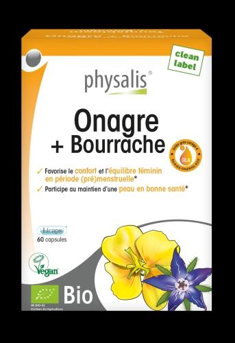 Physalis ACE Sel. + thé vert 45comp