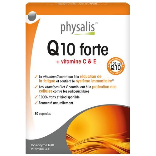 Physalis Q10 forte 30caps