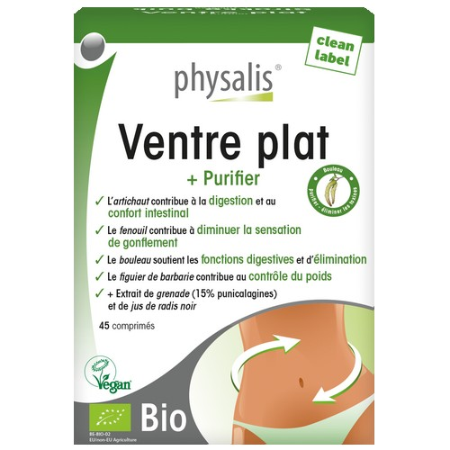Physalis Bio Ventre Plat 45 comp.