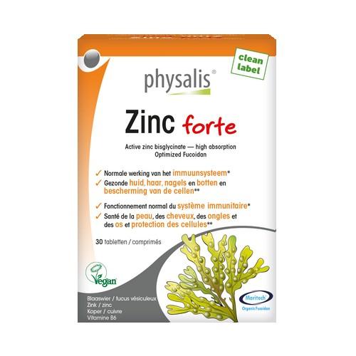 PH Zinc forte 30 comp.