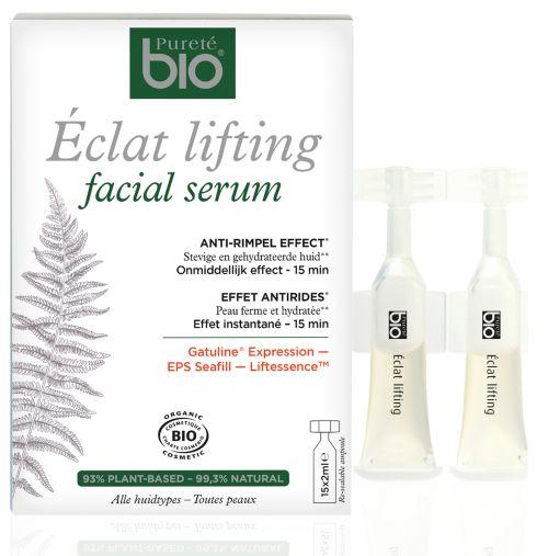 Pureté bio Eclat lifting 5x2ml