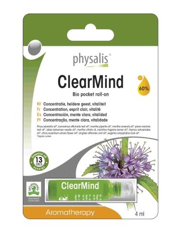 Bio Roll-on ClearMind 4ml