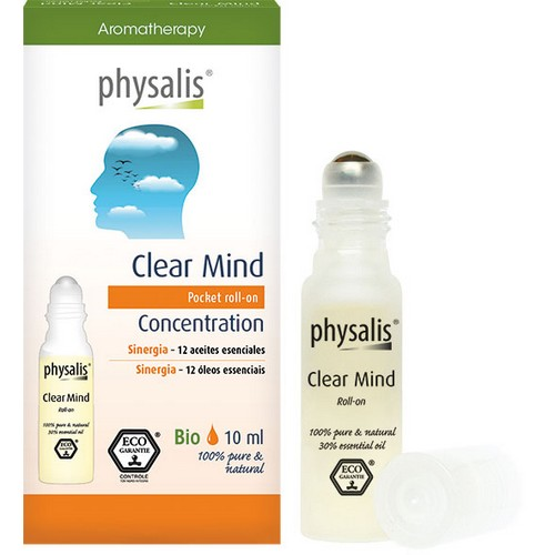 Bio Roll-on Clear Mind 10ml
