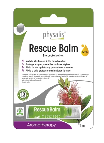 Bio Roll-on Rescue Balm 4ml