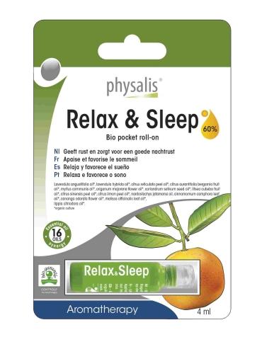 Bio Roll-on Relax & Sleep 4ml