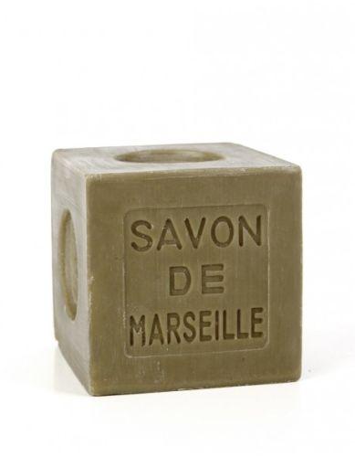Savon Marseille VERT 400g LA