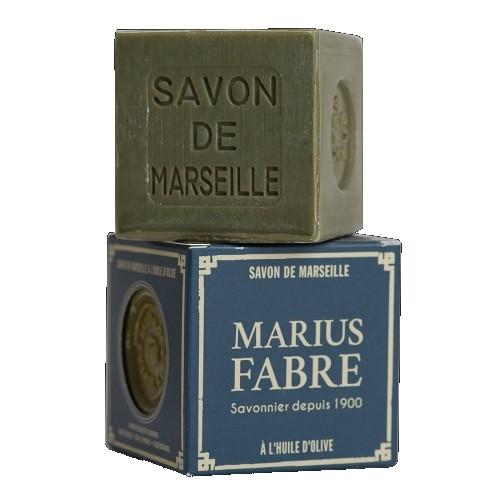 Savon de Marseille VERT Olive 400g