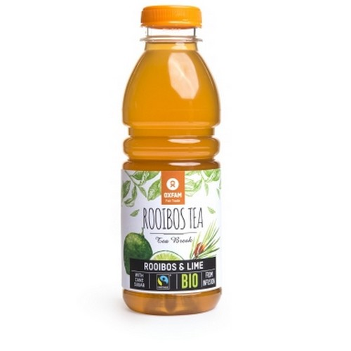 Bio Rooibos & Lime 50cl