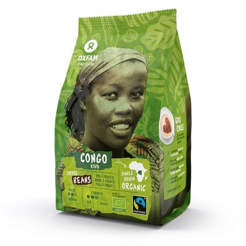 Bio Café Congo en grains 250g